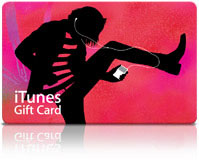 Itunes Gift card image