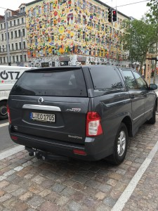 Chinese cars in Germany - what next....?